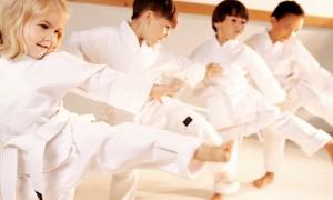 gyerek karate